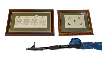 Lot 3042 - A Collection Of Miscellaneous Tackle to comprise of a Penn Seamaster 6/0 multiplier reel, a G&Y...