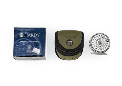 Lot 3080 - A Hardy Featherweight Trout Fly Reel