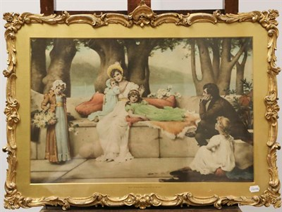 Lot 1021 - Muriel Goodman (19th century), ''And Lived Happily Ever After'' and ''When The Heart Is...