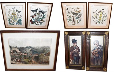 Lot 1028 - Edwin Noble (late 19th/early 20th century) ''The King's Mail'', together with further 19th...