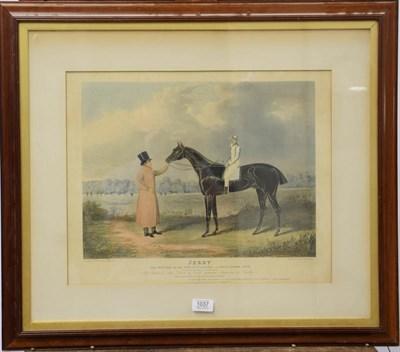 Lot 1037 - After John Frederick Herring, ''Jerry'' framed equestrian print