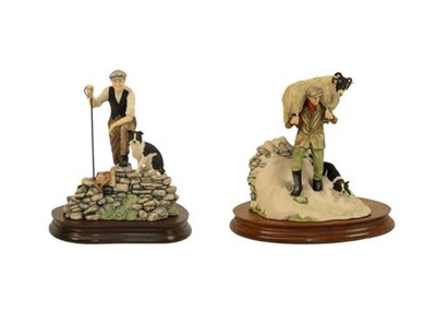 Lot 86 - Border Fine Arts 'Time for Reflection', model No. JH19 by Ray Ayres; together with 'Winter...