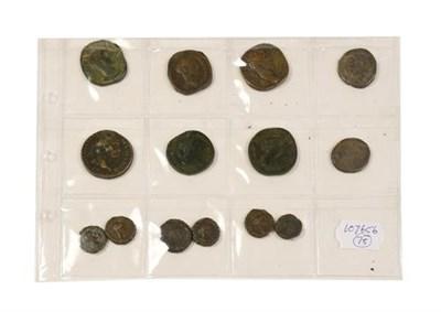Lot 2003 - Ancient Roman, 6 x AE Sestertii comprising: Severus Alexander, obv. IMP ALEXANDER PIVS AVG...