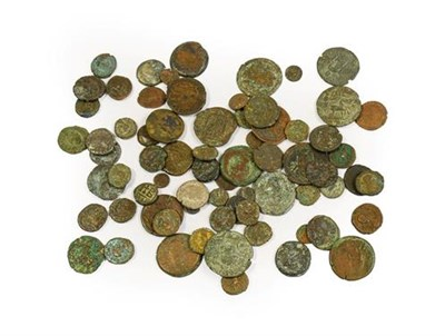 Lot 2007 - Ancient Rome, A Miscellany of: 72 x Coins comprised of mostly base metal, provincial/Greek imperial
